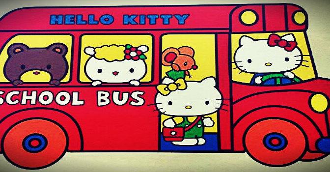 The K does Hello Kitty