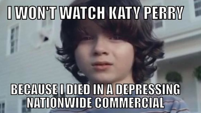 What was up with all the depressing superbowl commercials?
