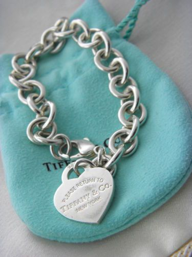 Tiffany & Co Heart Bracelet: A Bar Mitzvah or gift for a 13 year old in the early 2000's. It was basically a right of passage, and if you didn't have one, you weren't stylish.
