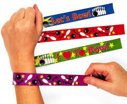 Slap Bracelets: we all had them, and we all broke them. They hurt but we wore them anyway.